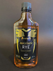 Sabertooth Rye 375mL