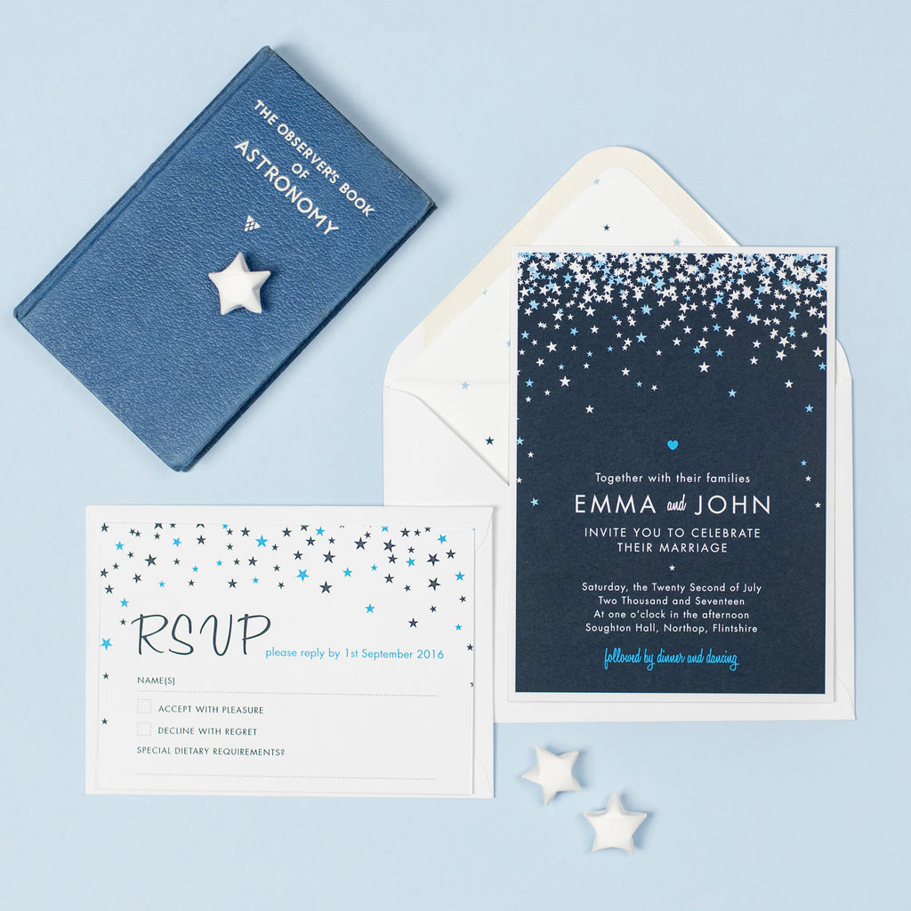 Inspiration: Stationery Themes for a Winter Wedding