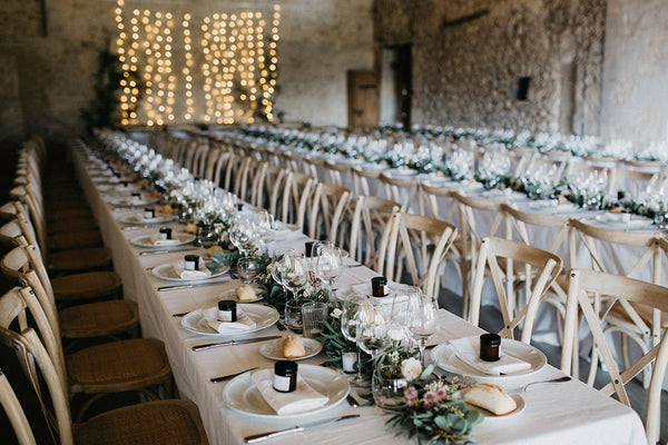 How to Style The Tables at Your Wedding: Layouts & Seating Plans