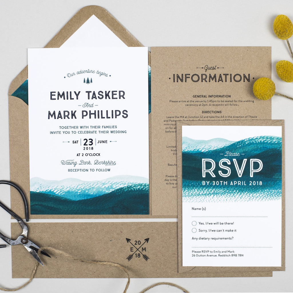 A Checklist for Your Wedding Stationery: Have You Done These Things?