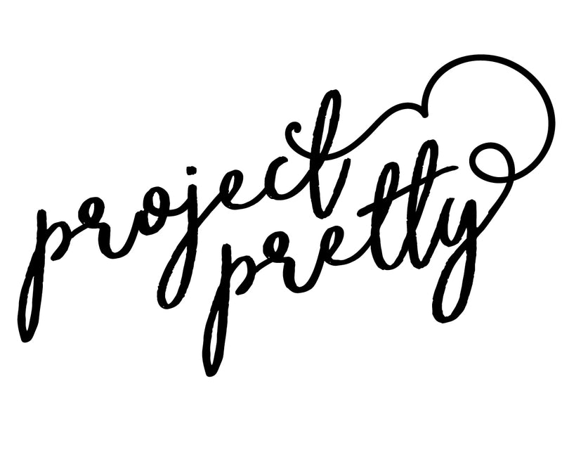 Project Pretty specialises in personalised and unique luxury wedding invitations, stationery and paper goods.
