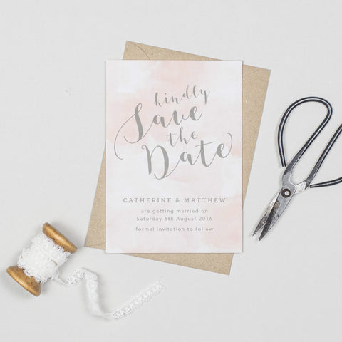 Romance Save The Date