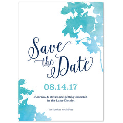 Blossom Save The Date