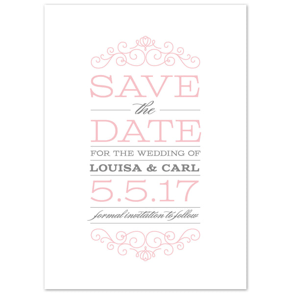 Eva Save The Date