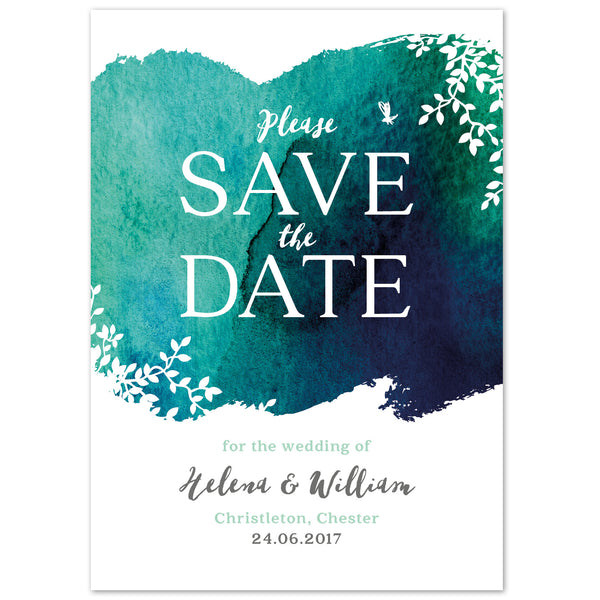 Helena Save The Date