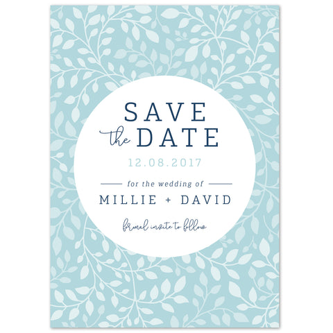 Alice Save The Date