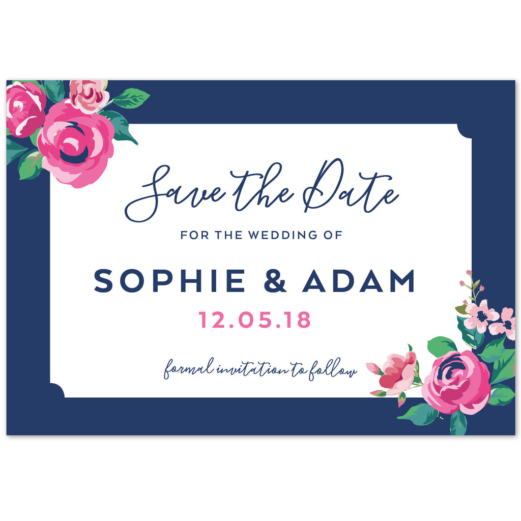 Adela Save The Date