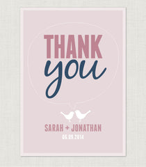 Amy Thank You Card - Project Pretty  - 3