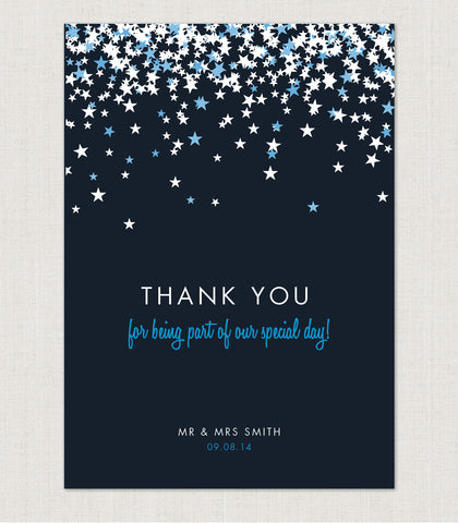 Bella Thank You Card
