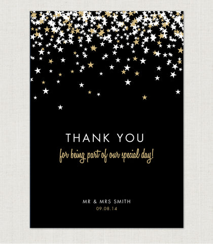 Bella Thank You Card - Project Pretty  - 2
