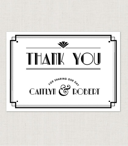 Estelle Thank You Card - Project Pretty  - 2