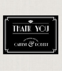 Estelle Thank You Card - Project Pretty  - 1