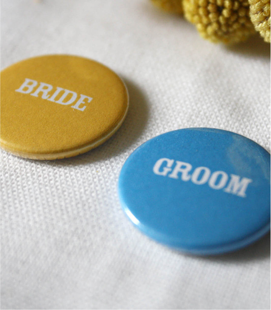 Personalised Name badge - Project Pretty  - 1