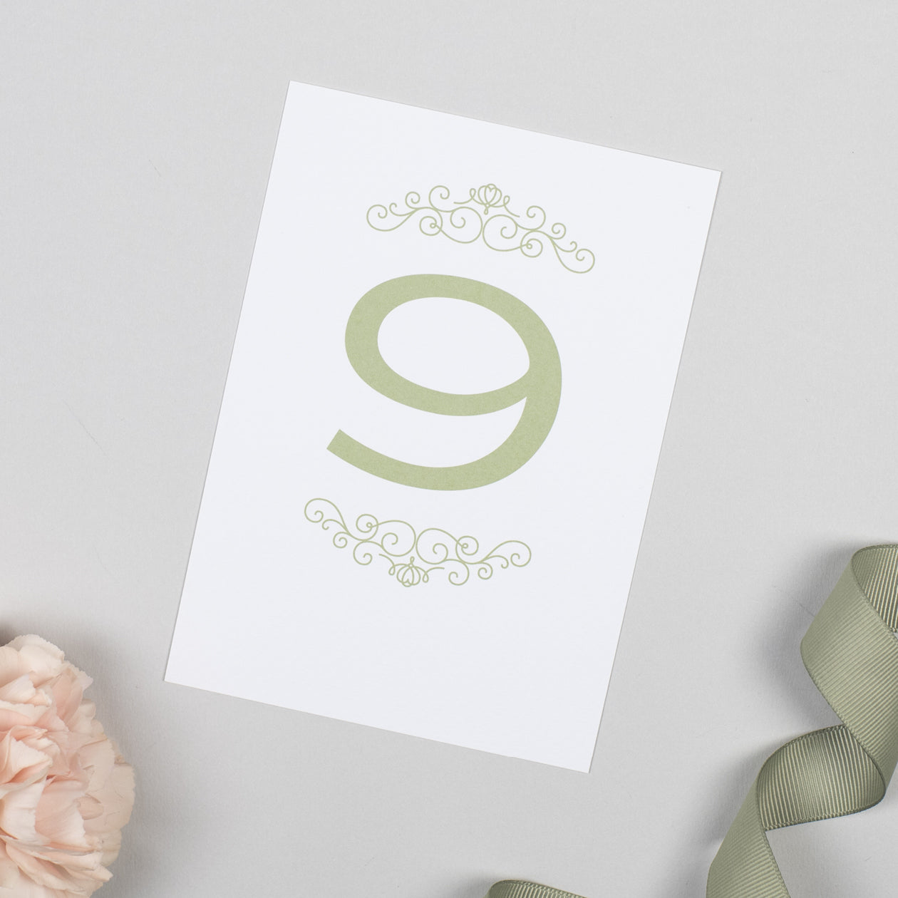 Eva Table numbers