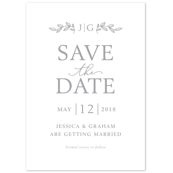 Darcey Save The Date