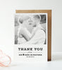 Frankie Wedding Photo Thank You Cards - Project Pretty  - 1