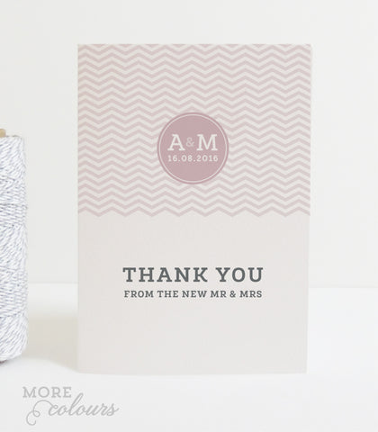 Zara Thank You Card - Project Pretty  - 1