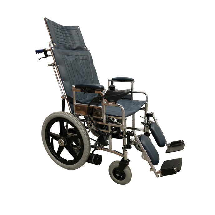 Challenger Extra Wide Recliner 2540 Electric Wheelchair (HCPCS Code K0001 + E1226)