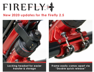 Firefly 2.5 Electric Scooter Attachment
