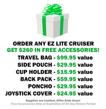 Load image into Gallery viewer, EZ Lite Cruiser ® Standard Model