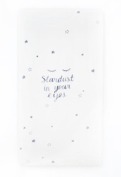 Stardust Crib Sheet - CovetedThings