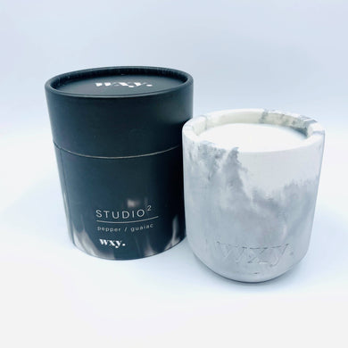 Pepper / Guaiac Studio 2 Candle - CovetedThings