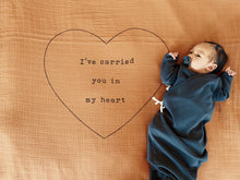 Load image into Gallery viewer, In my heart Organic Swaddle Scarf™ - CovetedThings