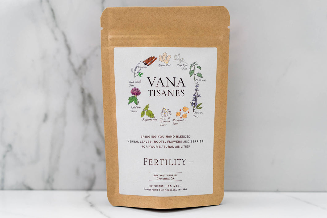 Fertility Herbal Tea - CovetedThings