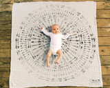 Faded Arrows Organic Swaddle Scarf™ - CovetedThings