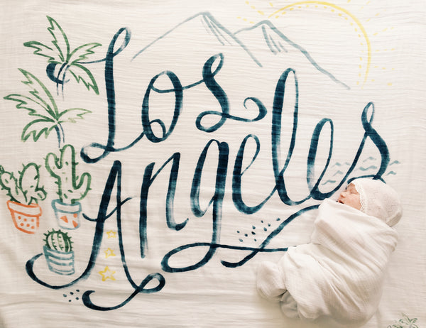 Los Angeles Organic Swaddle Scarf™