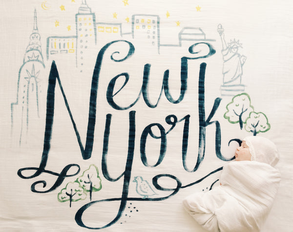 New York Organic Swaddle Scarf™ - CovetedThings