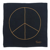 Peace Organic Charity Swaddle for Alliance of Moms
