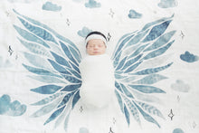 Load image into Gallery viewer, Wings Organic Swaddle Scarf™ - CovetedThings