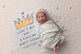 Crown Organic Swaddle Scarf™ - CovetedThings