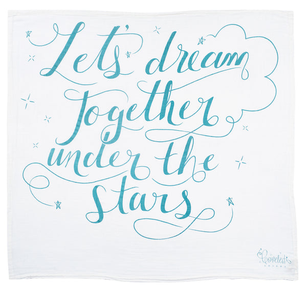 Dream Together Organic Swaddle Scarf™