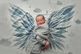 Wings Organic Swaddle Scarf™ - CovetedThings