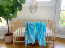 Load image into Gallery viewer, Tie Dyed Organic Swaddle Scarves™ in Cotton Candy - CovetedThings
