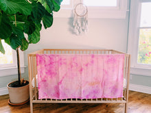Load image into Gallery viewer, Tie Dyed Organic Swaddle Scarves™ in Summer Sherbet - CovetedThings
