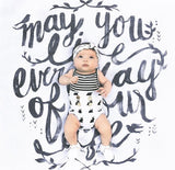 May You Live Organic Swaddle Scarf™