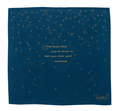 Golden Stars Organic Swaddle Scarf™ - CovetedThings