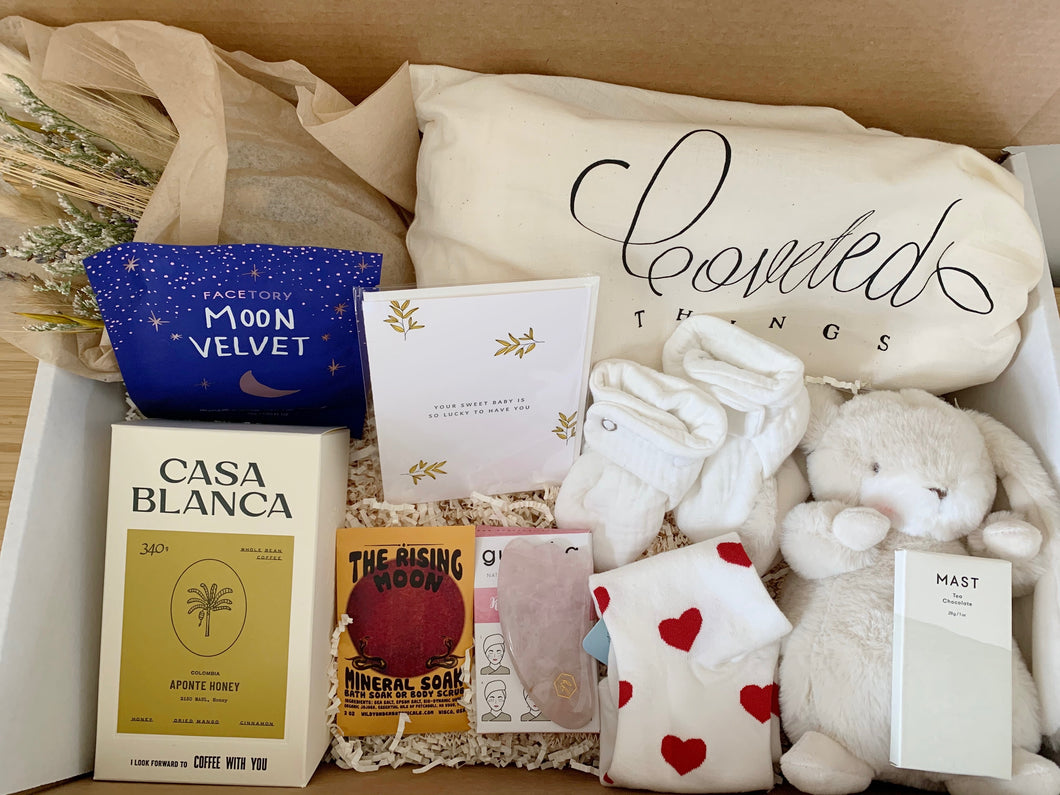 Gift Box- New Mama- Large - CovetedThings