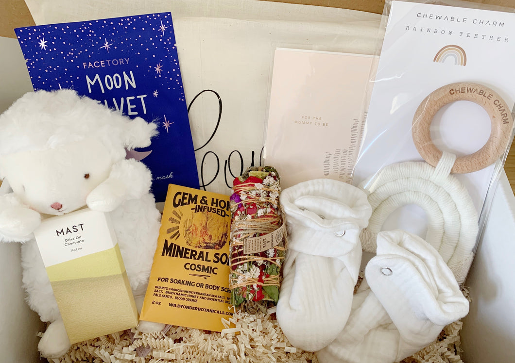 Gift Box- Mama to Be- Medium - CovetedThings