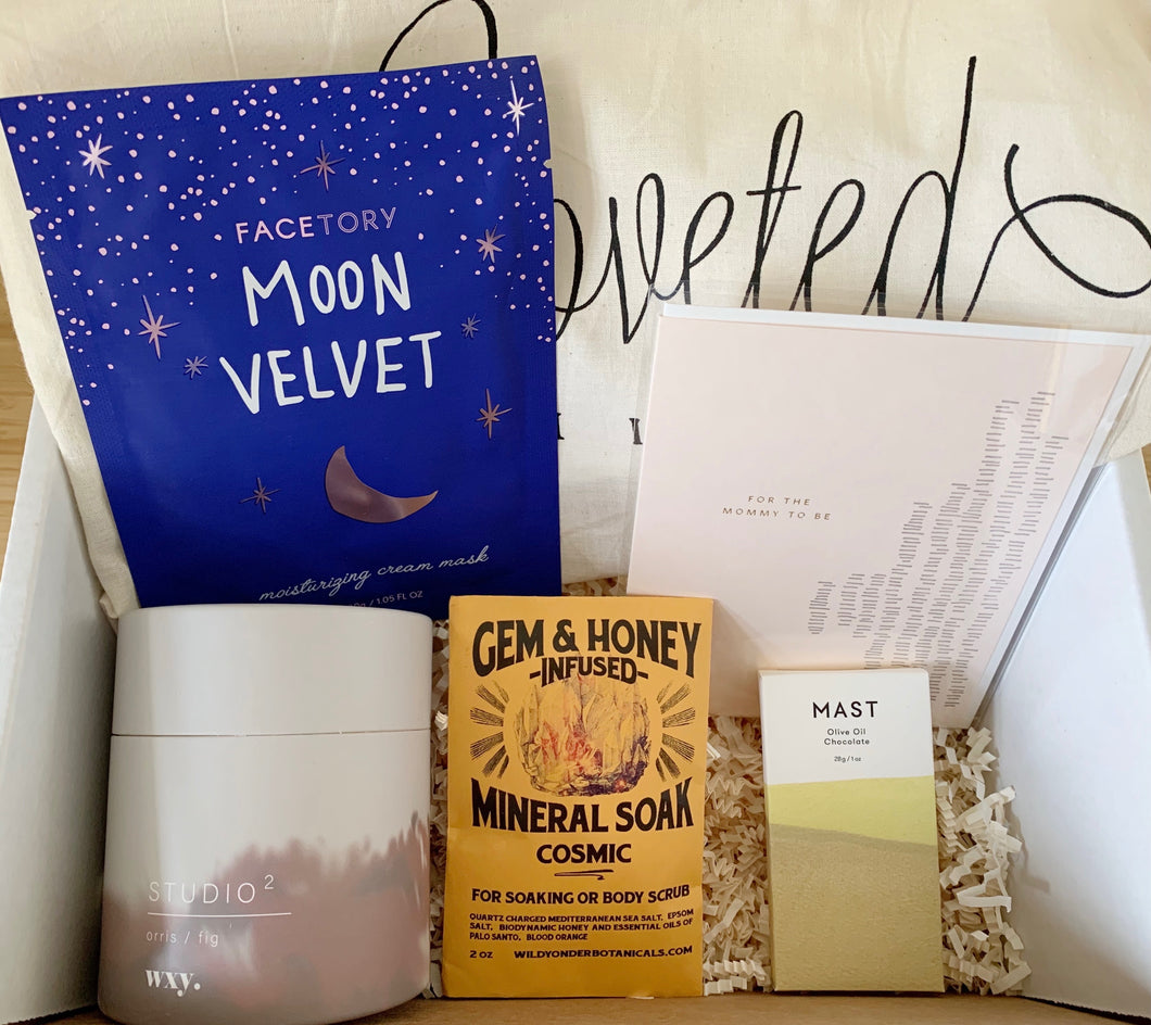 Gift Box- Mama to Be- Small - CovetedThings