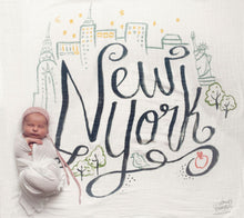 Load image into Gallery viewer, New York Organic Swaddle Scarf™ - CovetedThings