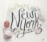 New York Organic Swaddle Scarf™