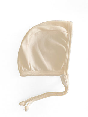 Organic Cotton unisex bonnet in Dove - CovetedThings