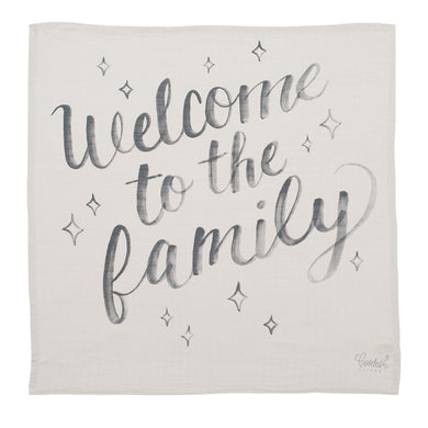 Welcome to the Family Organic Swaddle Scarf™ - CovetedThings