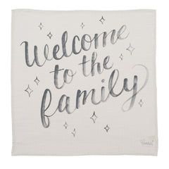 Welcome to the Family Organic Swaddle Scarf™