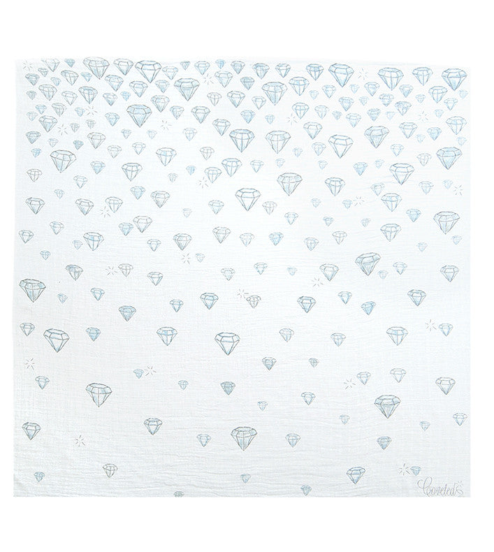 Diamonds Organic Swaddle Scarf™ - CovetedThings