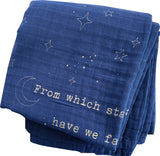 Golden Star 4-Layer Organic Cotton Happy Cloud Luxury Blanket - CovetedThings